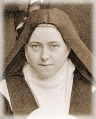 Teresa di Lisieux nel Convento